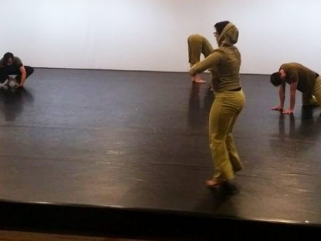 Vervet Dance Pays Tribute to Art of Improvisation