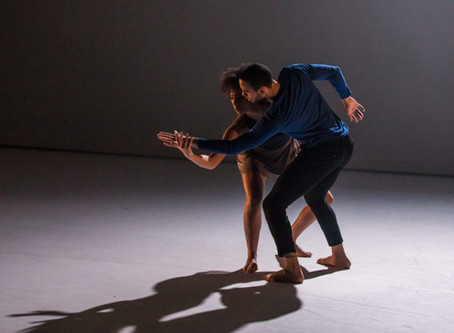 Darvejon Jones Dance Ensemble: Light and shadow