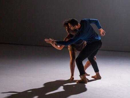 Darvejon Jones Dance Ensemble: Light and shadow