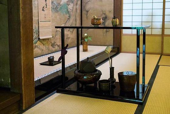 tea ceremony in tokyo national museum