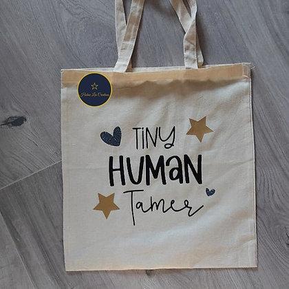 Tiny Human Tamer Eco Bag