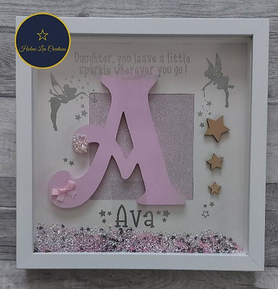 Daughter Butterfly or Fairy Frame
