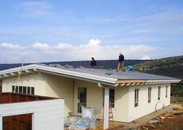 בית מגורים יביל מעץ