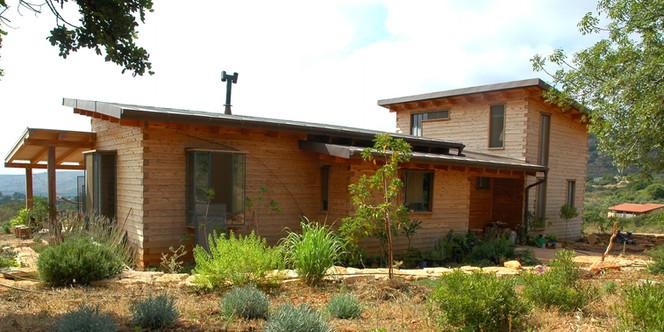 חברת בניית בתים מעץ בצפון