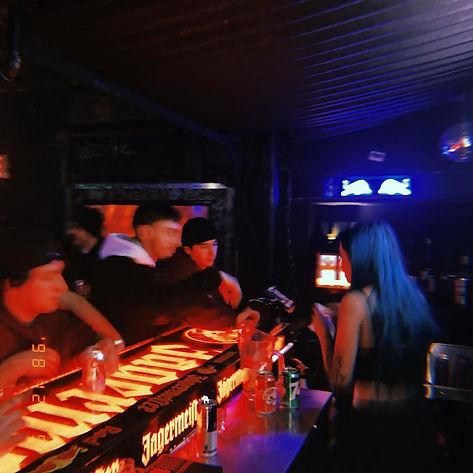 Jagermeister Bar