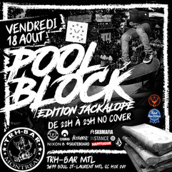 Jackalope Fest Pool Block at TRH-Bar