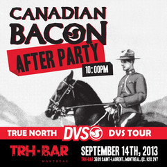 DVS True North After-party at TRH-Bar