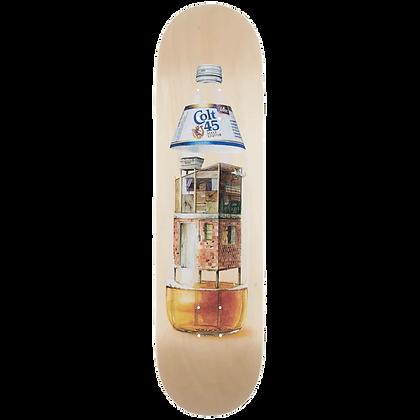 Colt 45 - Bacon Skateboard - 8.25