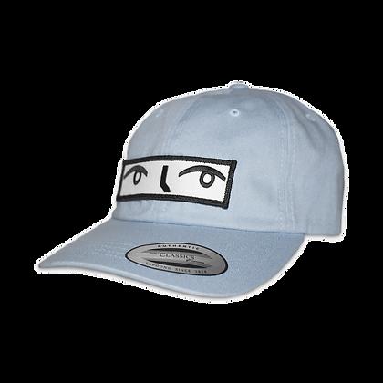 Light Blue Dad Hat - heh