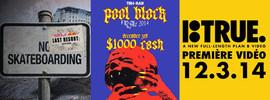Pool Block, B True. Premier, RedBull
