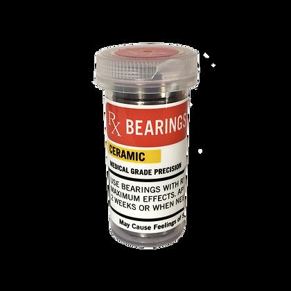 Red Ceramic Bearings - Rx