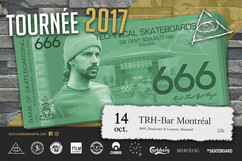 Technical Skateboards at TRH-Bar 2017