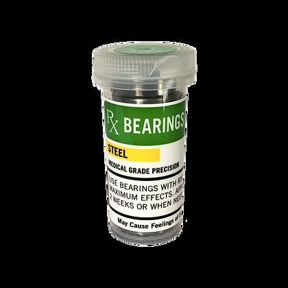 Green Steel Bearings - Rx