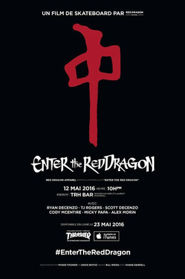 Enter the Red Dragon premiere
