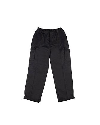 Cargo Pants - Black - Sour Solution