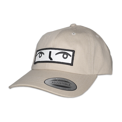 Kaki Dad Hat - heh