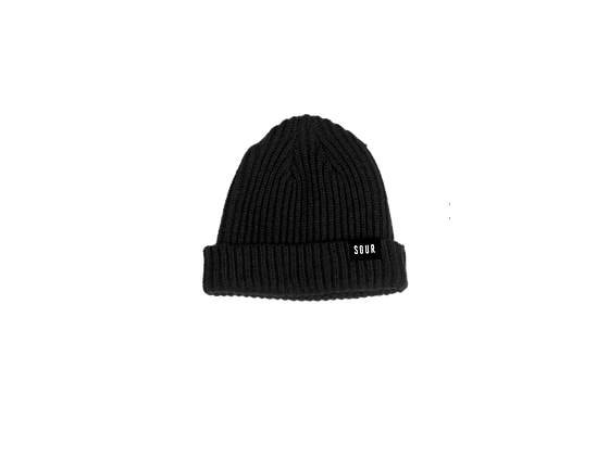 Sweeper Beanie - Sour Solution