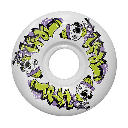 Astro Wheels - TRH - 54mm
