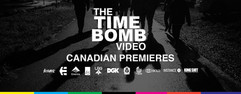 The Time Bomb Video premier at TRH-Bar