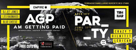 AM GETTING PAID after-party at TRH-Bar