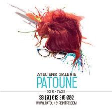 PATOUNE Ateliers Galerie - Artiste peintre GARD Sud de la France /EXposition - Stages résidentiels