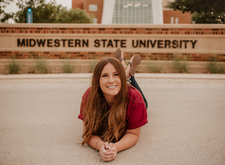 Midwestern State University Senior | Alyssa