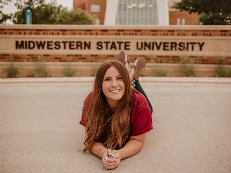 Midwestern State University Senior | Alyssa