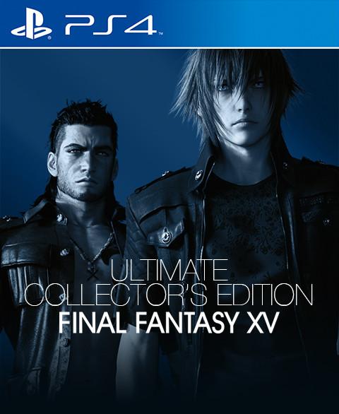 final fantasy xiv complete collectors edition ps4