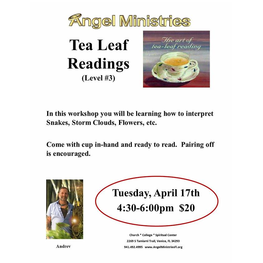 Tea Leaf Level 3