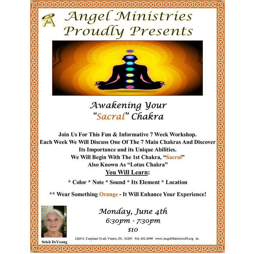 Awakening Your Sacral Chakra