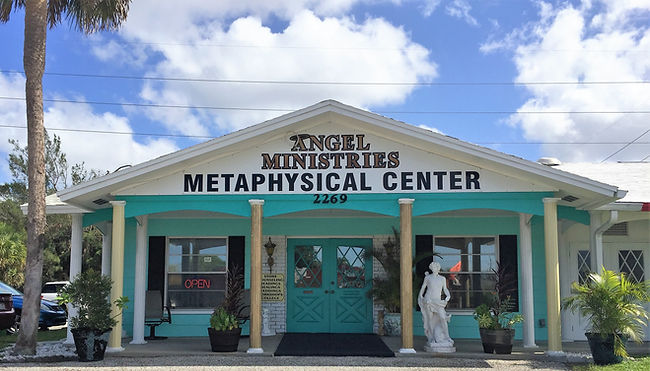 Angel Ministries Venice Fl Weddings Metaphysical Church Gift Shop