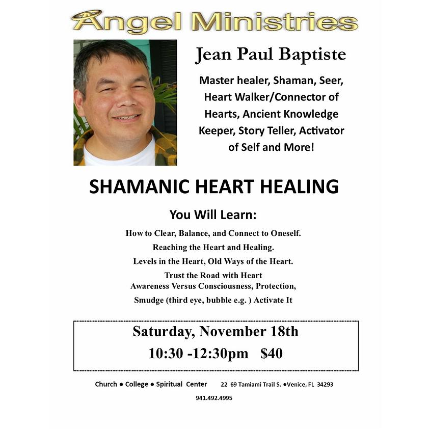 Shamanic Heart Healing