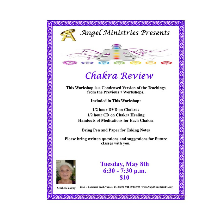 Chakra Review