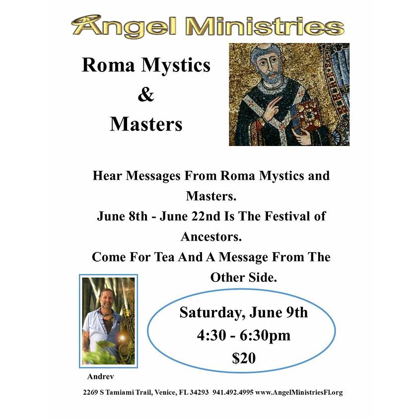Roma Mystics & Masters