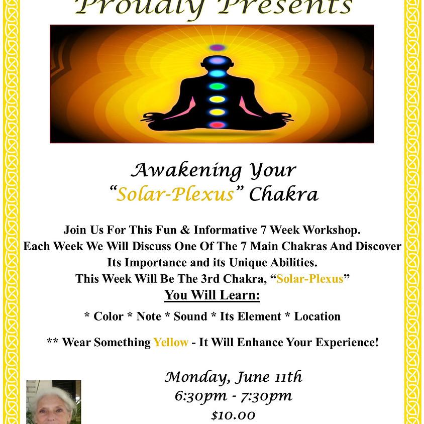Awakening Your Solar Plexus Chakra