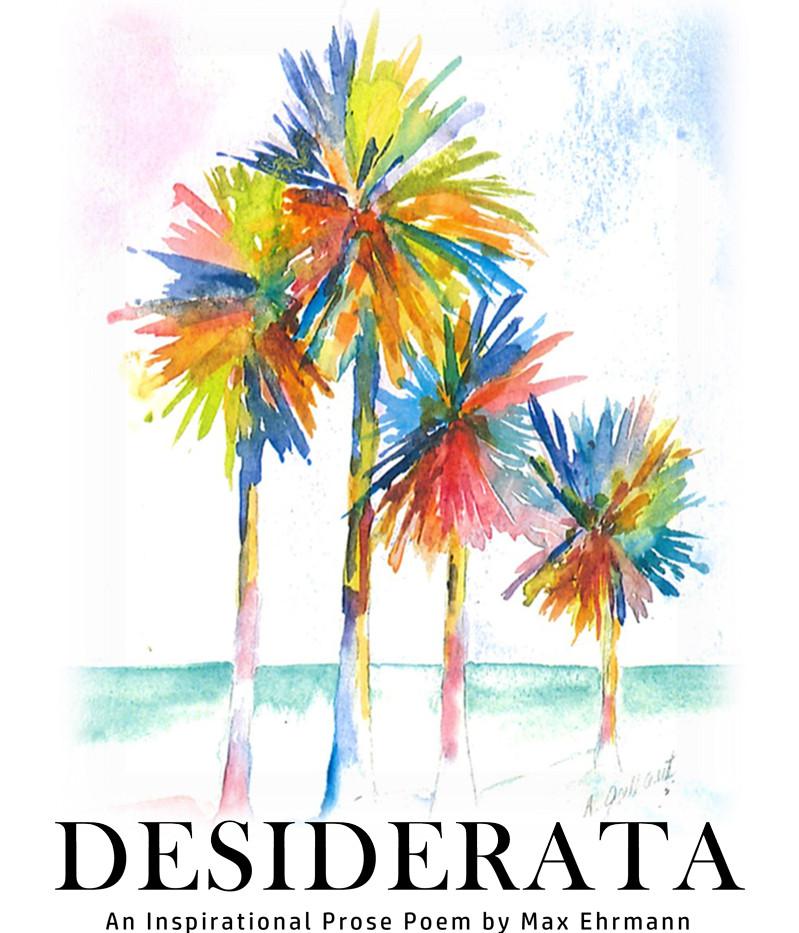 Desiderata Cover