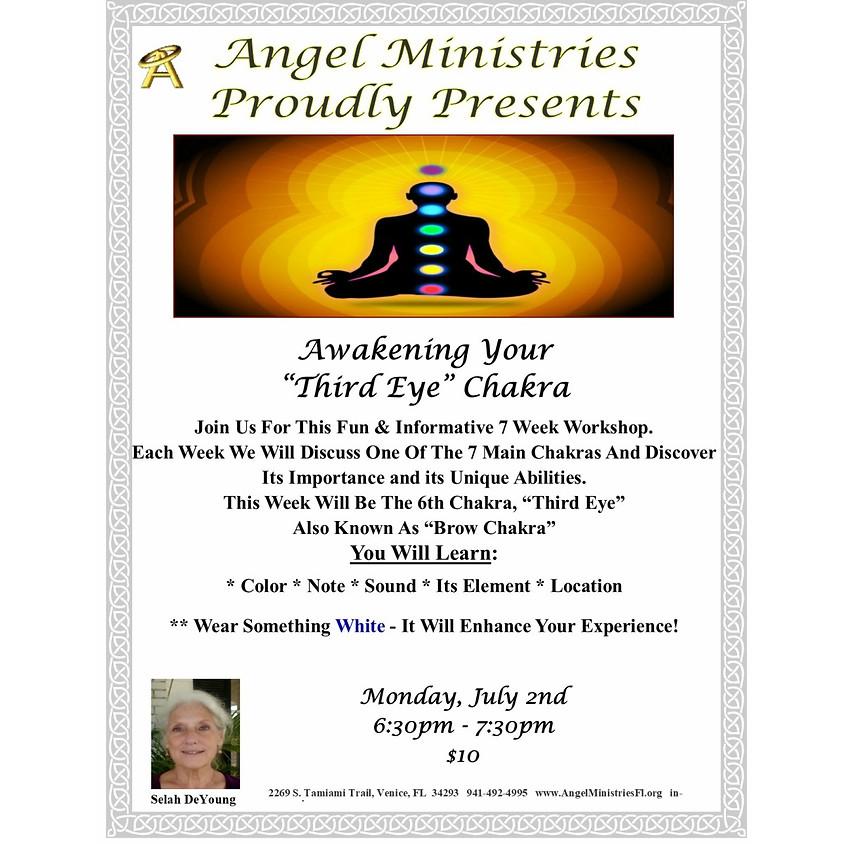 Awakening your Third Eye Chakra