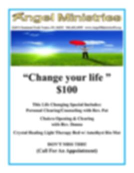Healing  Special w Pat & Donna Oct 2019-