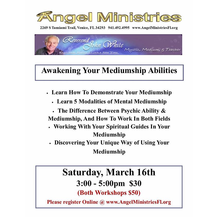 Awakening Your Mediumship Abilities
