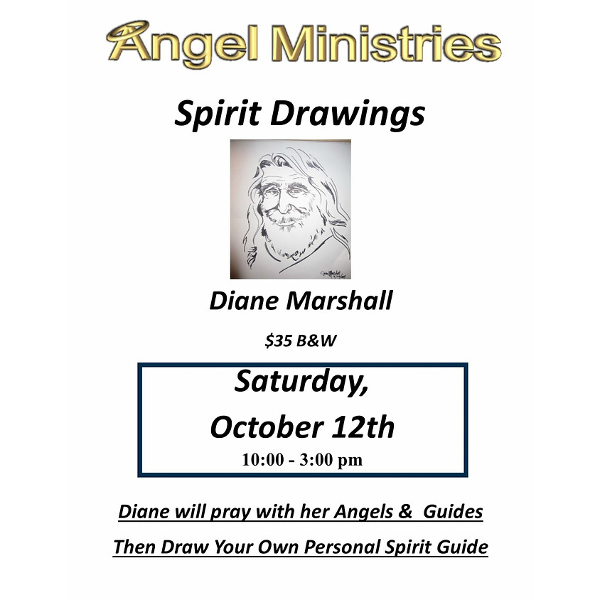 Spirit Drawings - by Appointment Only