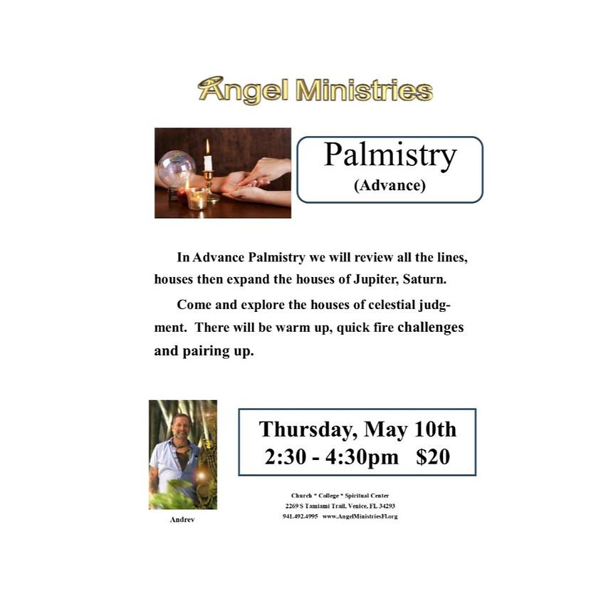Palmistry Part 4 Advanced