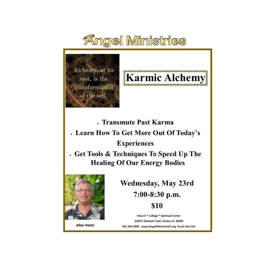 Karmic Alchemy