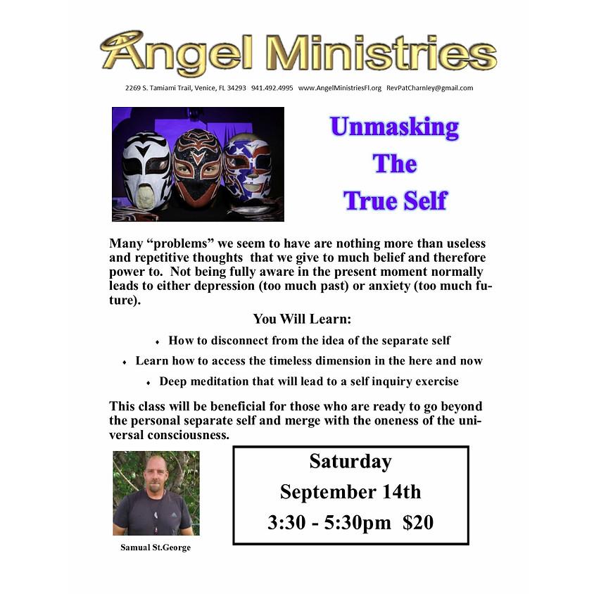 Unmasking the True Self