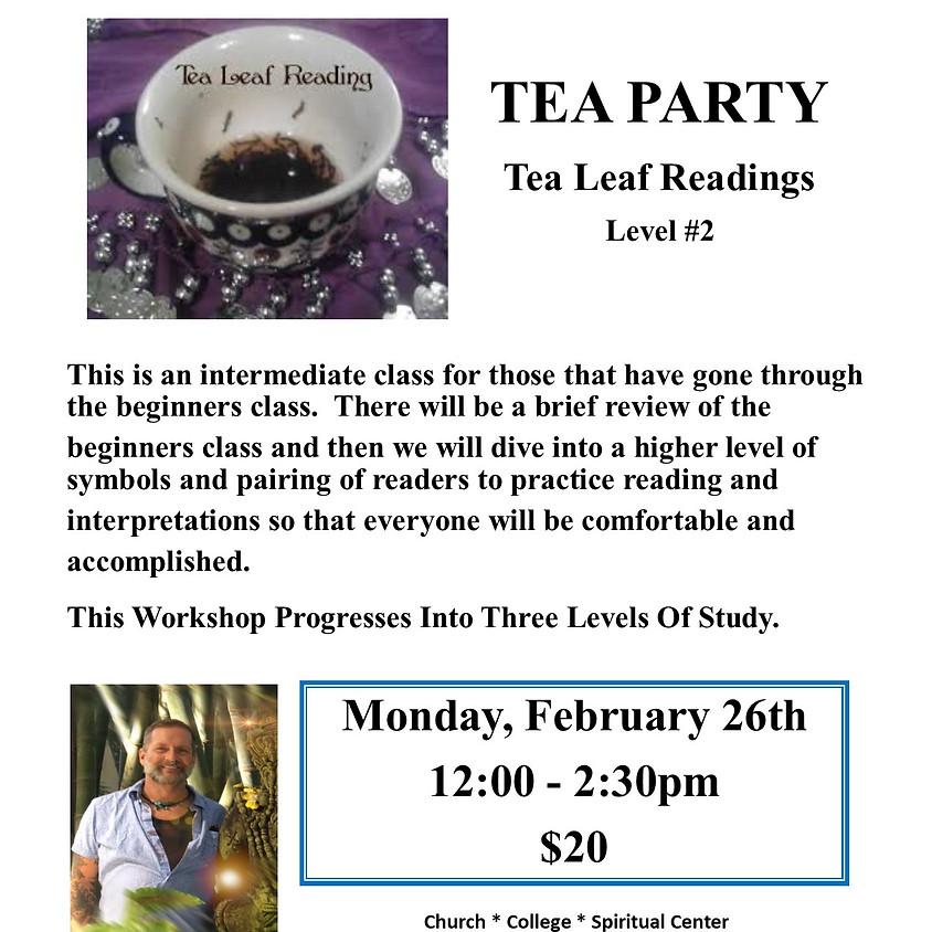 Tea Leaf Level 2