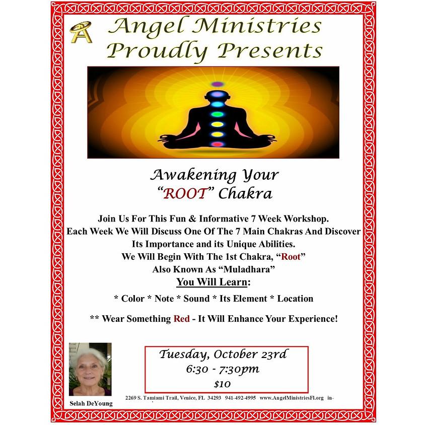 Awakening Your Root Chakra