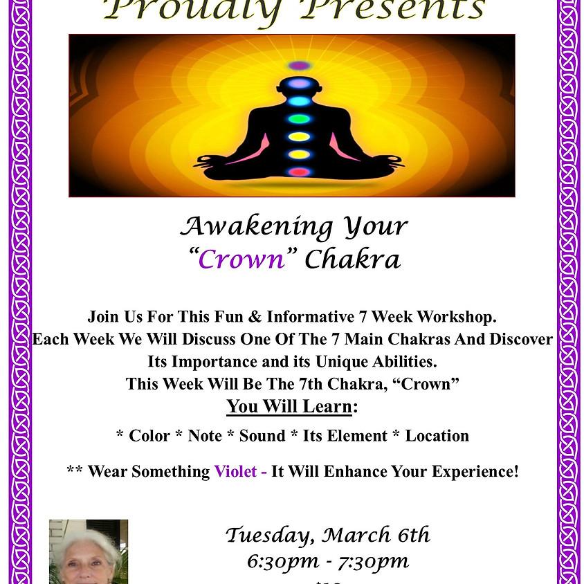 Awakening your Crown Chakra