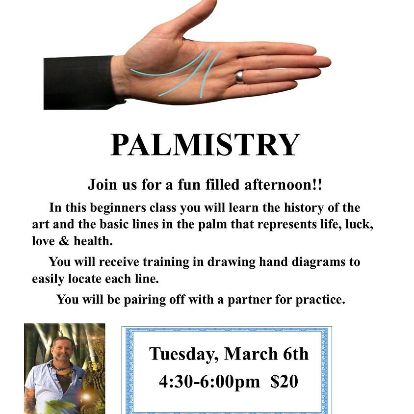 Palmistry Part 1