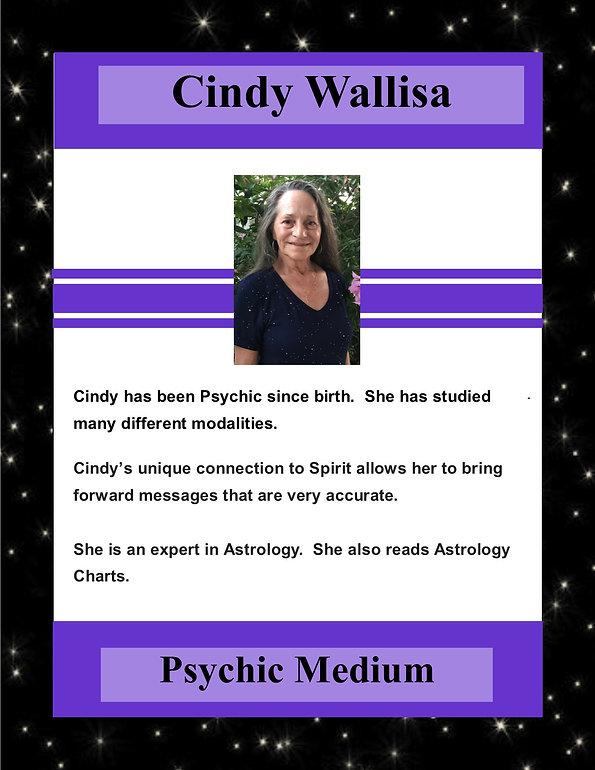 Cindy Wallisa BIO for Psychic Medium.jpg