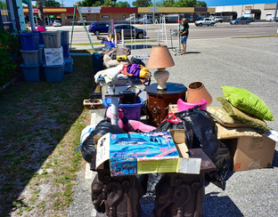 Yard Sale to Benefit Angel Land Food Forest