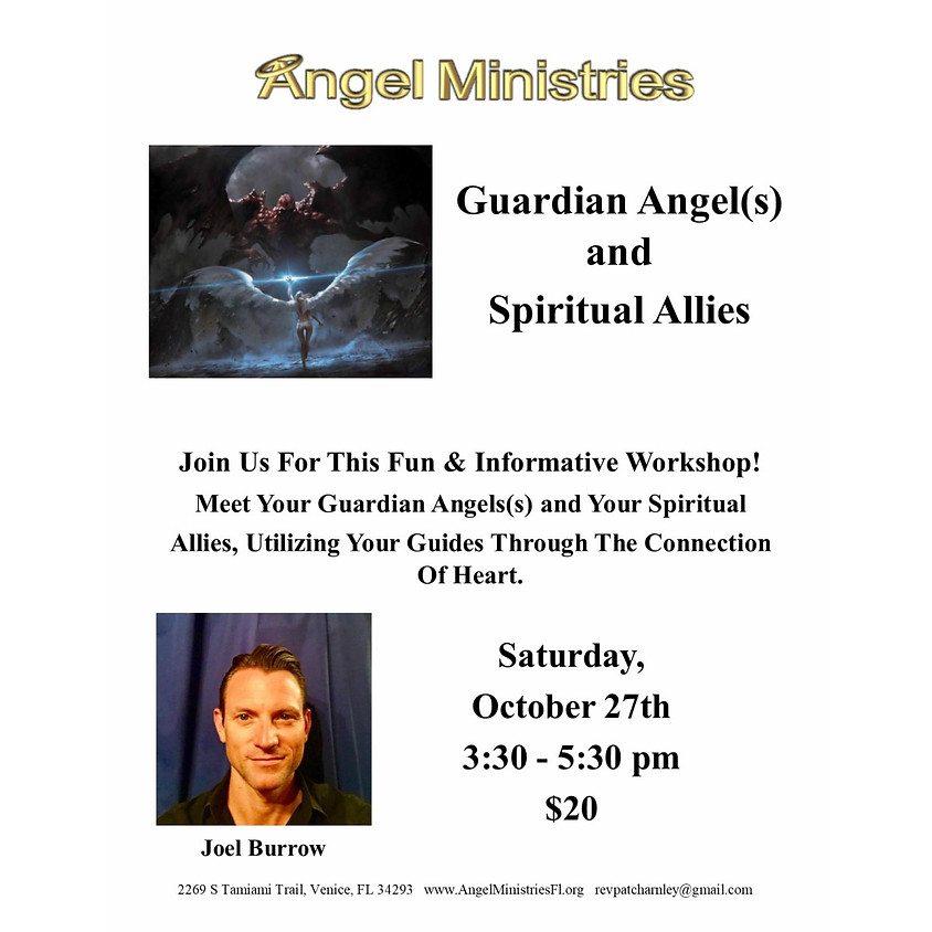 Guardian Angels with Joel